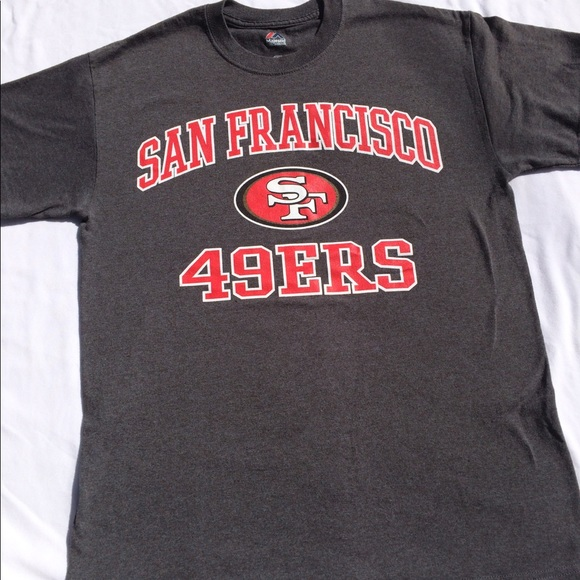 San Francisco 49ers Shirt Medium
